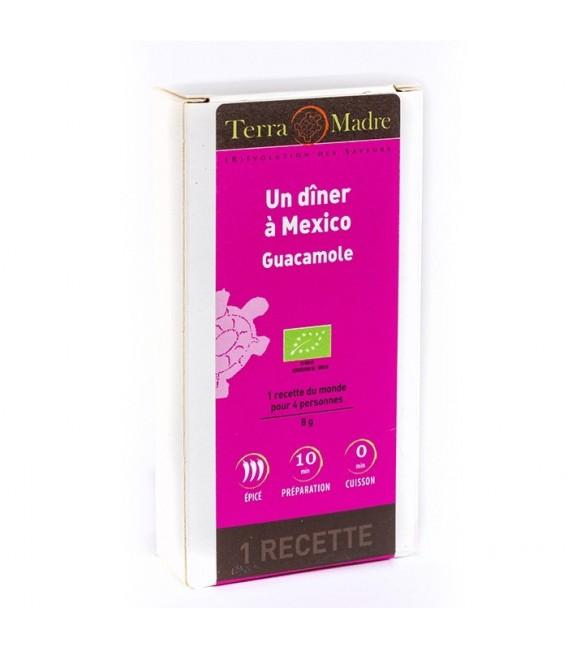DATE PROCHE - Mélange d'épices Un dîner à Mexico