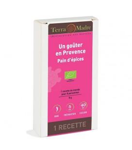 DATE PROCHE - Mélange d'épices Un goûter en Provence