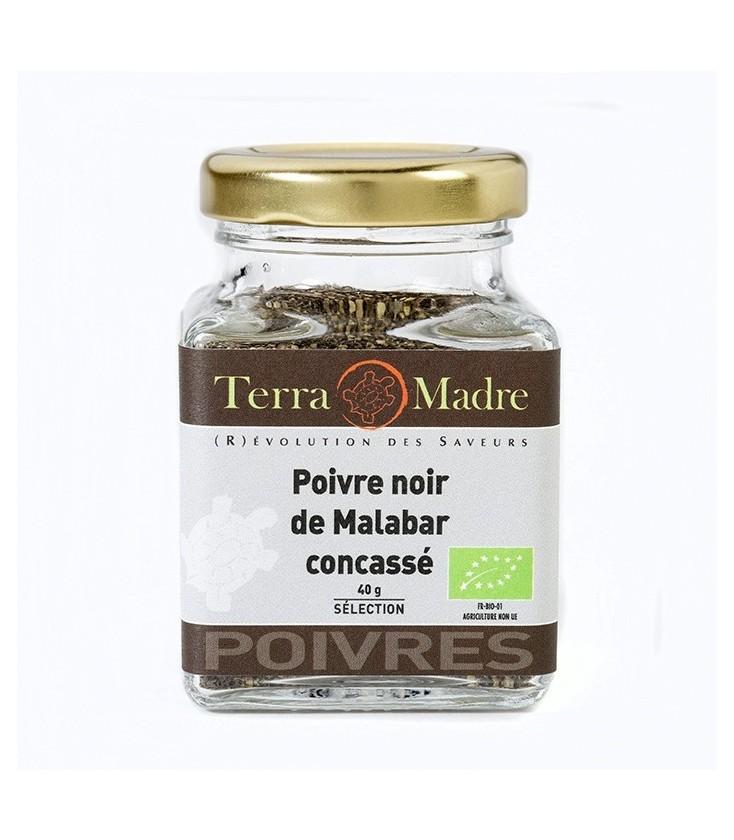 PROMO DÉCOUVERTE - Poivre noir de Malabar concassé