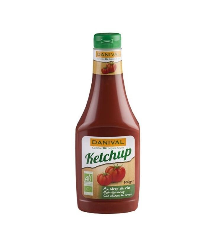 DATE DÉPASSÉE - Ketchup bio au sirop de riz