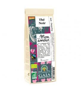 Mon Amour - Thé noir mélange de thés Darjeeling demeter bio & équitable