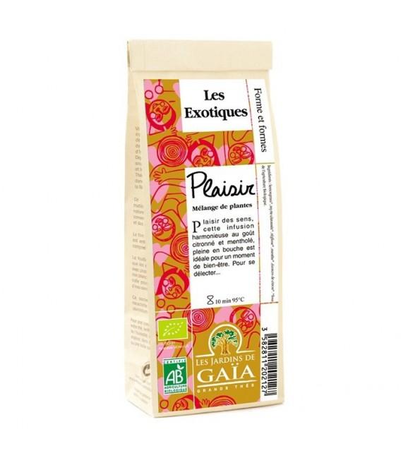 Plaisir (mélange de plantes) - DERNIERS STOCKS