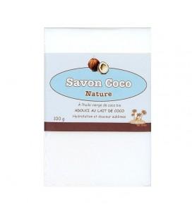 Savon à la Coco Nature