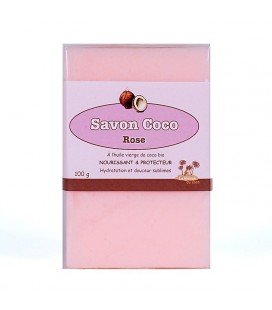Savon Coco / Rose