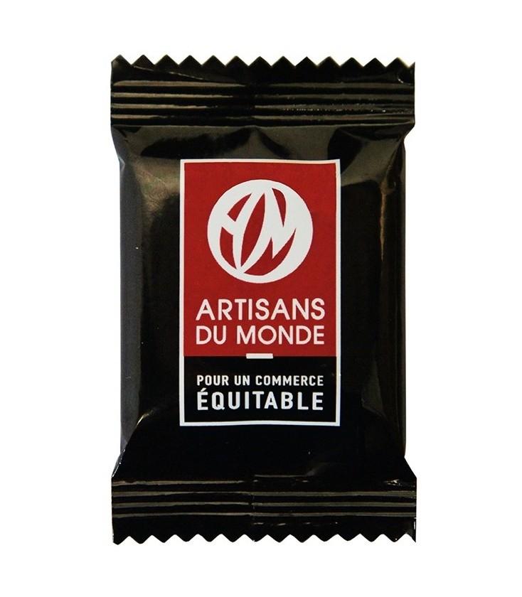 Napolitains Chocolat Noir bio & équitable