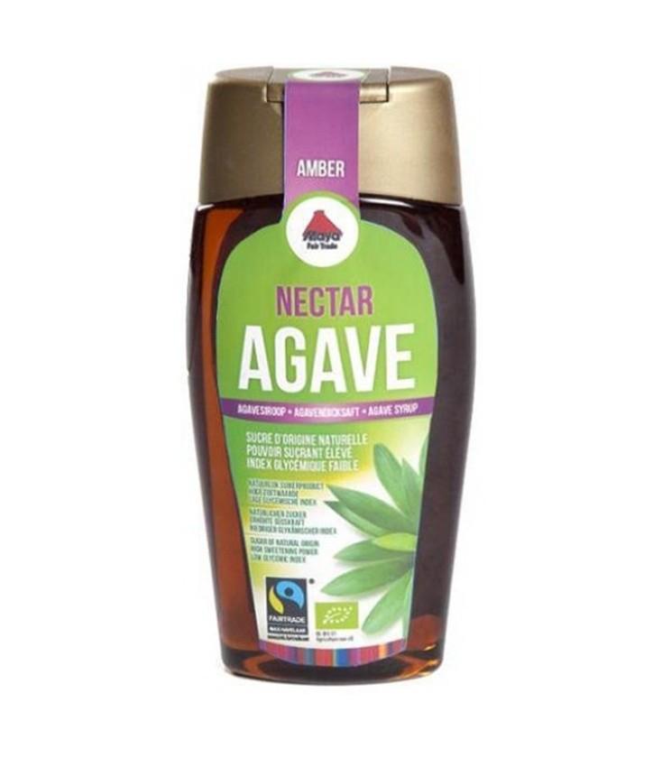 Amber Nectar Agave - Sirop d'agave bio et équitable