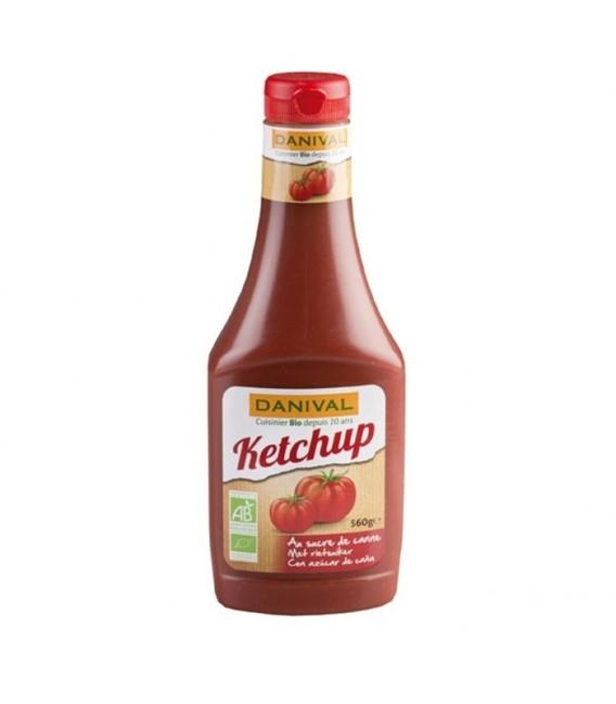 DATE DÉPASSÉE - Ketchup bio au sucre de canne