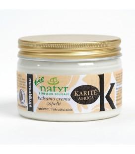 Masque après-shampoing au Karité