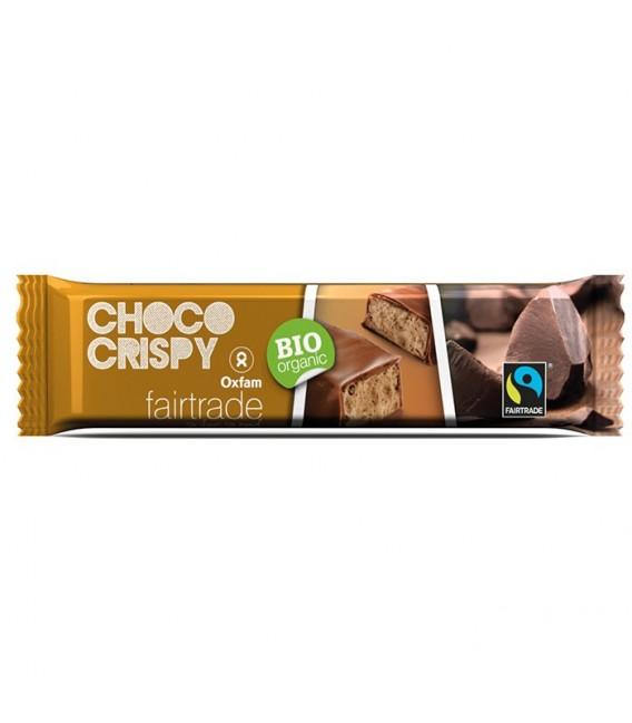 DATE PROCHE - Barre choco crispy bio & équitable