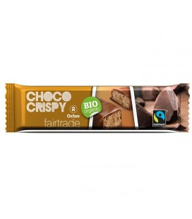 PROMO - Barre choco crispy bio & équitable