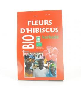 Fleurs d'Hibiscus bio