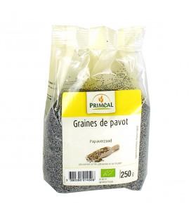 PROMO DÉCOUVERTE - Graines de pavot bio
