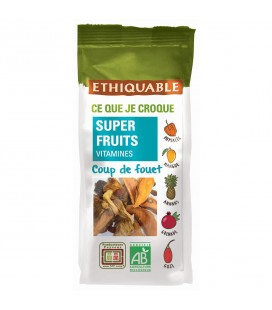 Super fruits à croquer bio & équitable