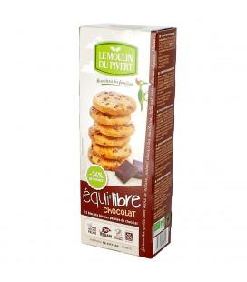 DATE PROCHE - Biscuits bio Equi'libre Chocolat Bio & Vegan