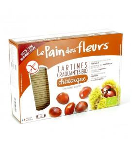 DATE PROCHE - Tartines craquantes à la châtaigne sans gluten bio 300 g
