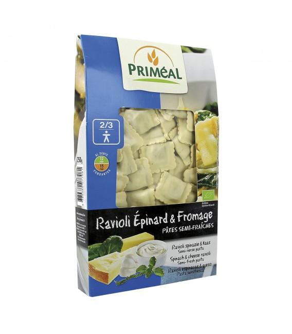 DATE PROCHE - Ravioli Épinard & Fromage bio
