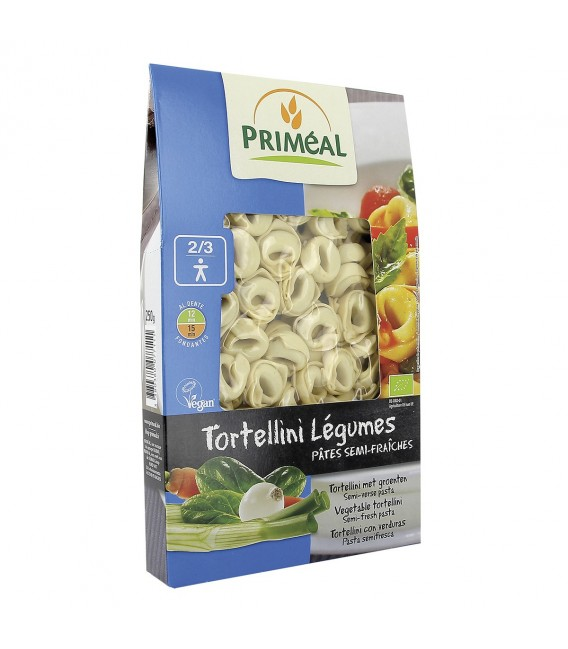 Tortellini aux Légumes bio