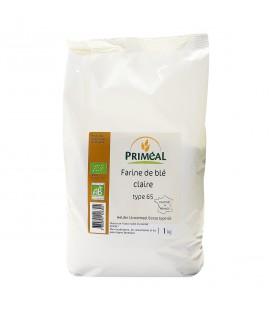 DATE PROCHE - Farine de blé claire T65 bio