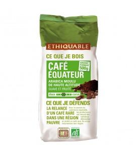 DATE DÉPASSÉE - Café Équateur MOULU bio & équitable - 500 g