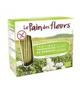 PROMO - Tartines craquantes au sarrasin sans gluten bio