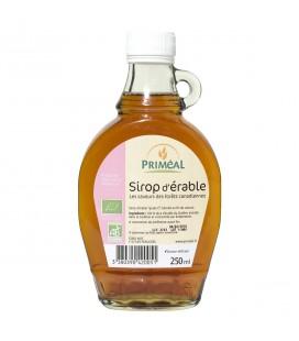 DATE PROCHE - Sirop d'Érable bio pur de grade C
