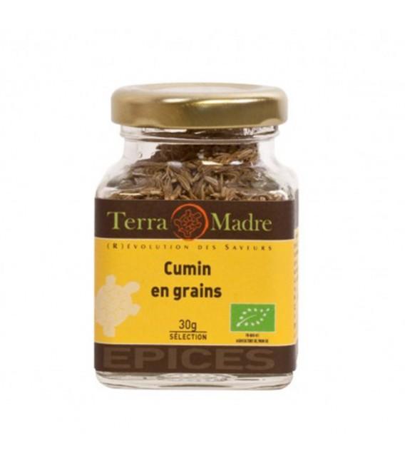 Cumin en grains bio