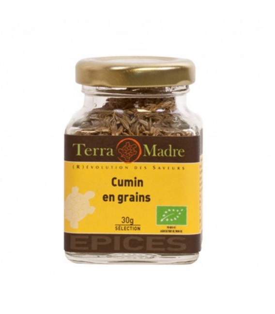 DATE DÉPASSÉE - Cumin en grains bio