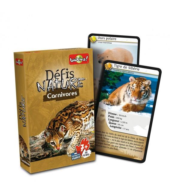 Défis Nature - Carnivores