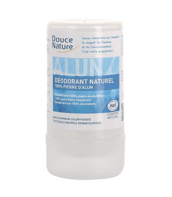 Déodorant naturel 100% pierre d'Alun, 120 g
