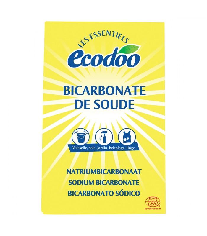 bicarbonate de soude cologique 500 g ecodoo. Black Bedroom Furniture Sets. Home Design Ideas