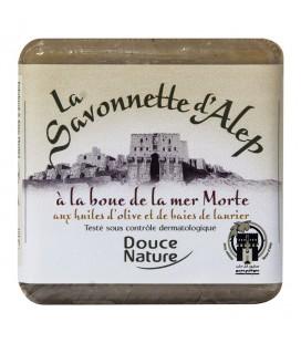 PROMO - Savonnette d'Alep à la boue de la mer Morte et aux huiles d'olive et de baies de laurier