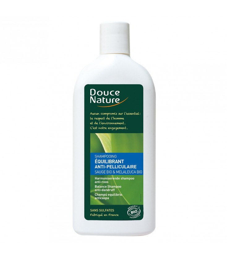 Shampoing équilibrant bio