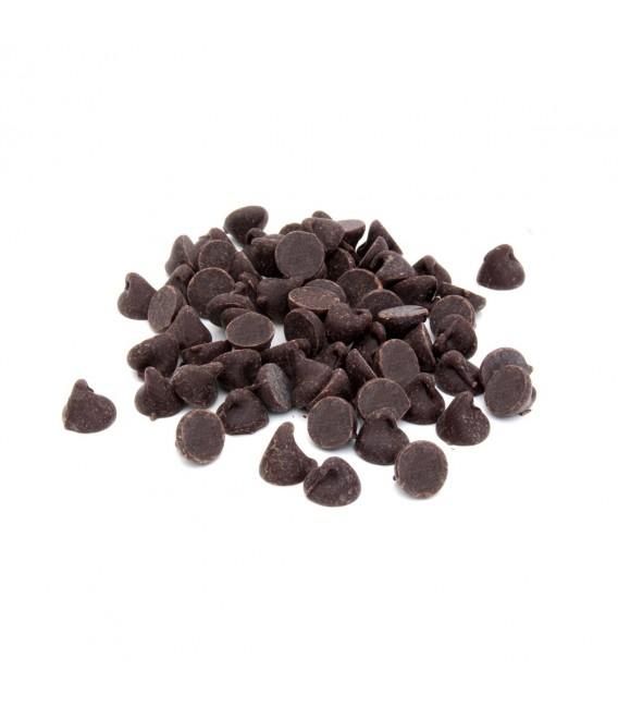 Pépites de chocolat noir grand cru bio en vrac