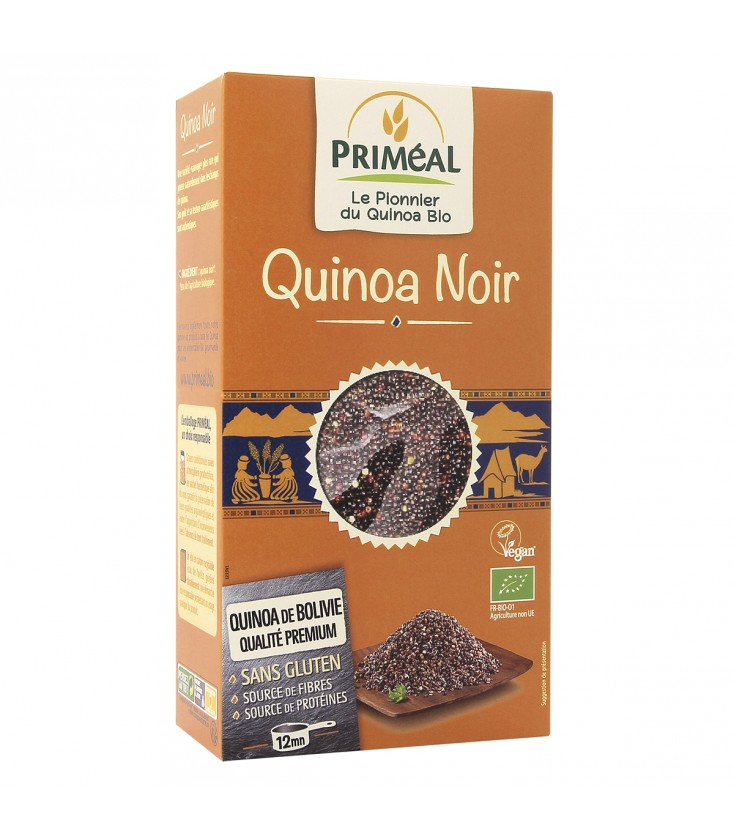 Quinoa Noir bio