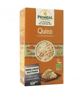DATE DÉPASSÉE - Quico : quinoa & lentilles bio et équitable