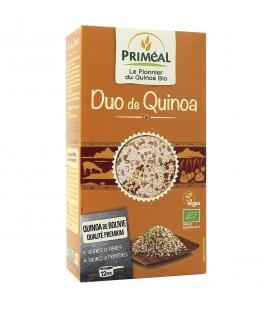Duo de Quinoa bio & équitable