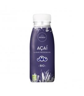 Açaí, boisson saine et énergétique bio et sans gluten