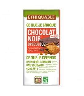 Chocolat Noir Spéculoos