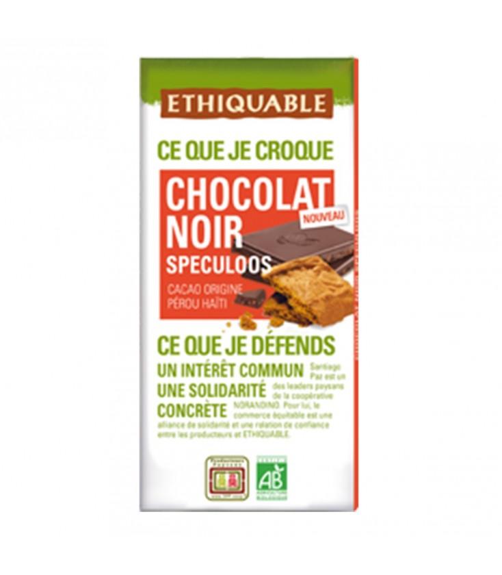 Chocolat Noir Orange Confite bio & équitable