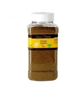 DATE DÉPASSÉE - Coriandre en poudre bio (200 g)