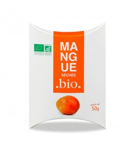 Mangue Séchée bio, 50 g