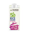 Crème de riz cuisine bio & sans gluten