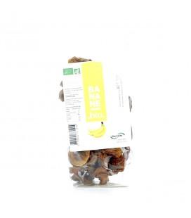 Banane séchée bio, 100 g - DERNIERS STOCKS