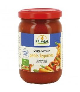 Sauce Tomate aux petits légumes