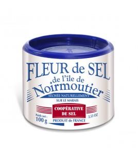Sel FIN marin naturel non raffiné de l'île de Norimoutier
