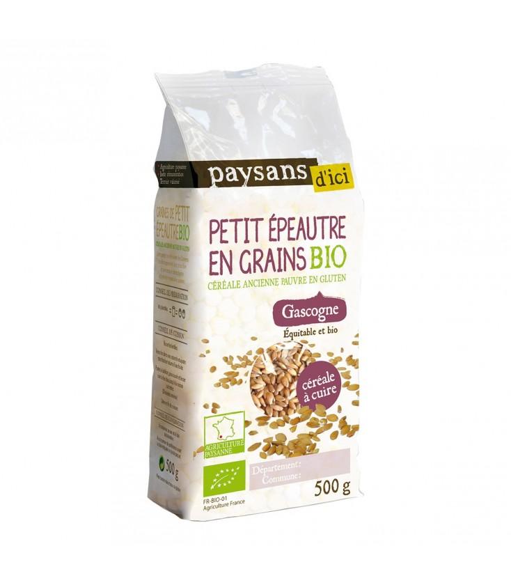 Petit épeautre en grains bio & équitable