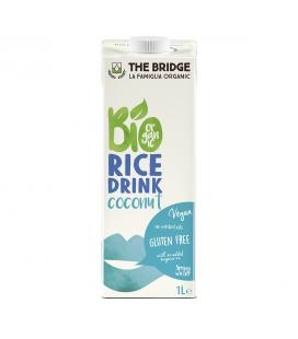 Boisson végétale au Riz Coco bio & sans gluten