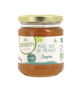 Miel de sapin bio de France, 250 g DERNIERS STOCKS
