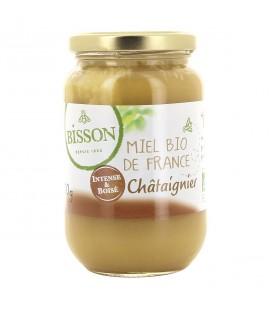Miel de châtaigner bio de France, 500 g