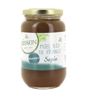 Miel de montagne bio de France, 500 g | BISSON